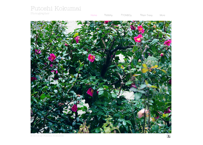 Futoshi Kokumai Official Web Site
